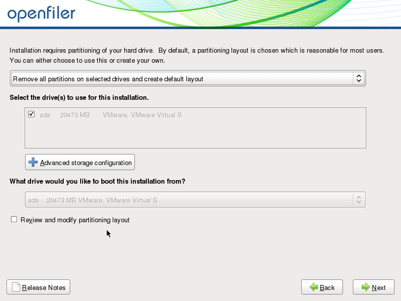 Step by Step Installation Guide for Using Openfiler as Shared