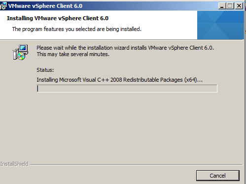 vSphere 6 0 - Install and Use vSphere Client - VMWare Insight